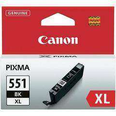 Canon CLI-551XL  Black Ink
